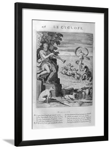 The Cyclops, 1615-Leonard Gaultier-Framed Art Print