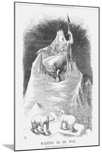 Waiting to Be Won, 1875-Joseph Swain-Mounted Giclee Print