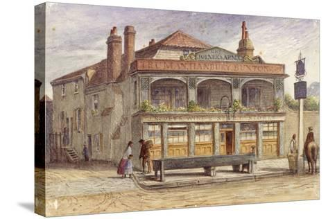Camberwell, London, 1850-JT Wilson-Stretched Canvas Print