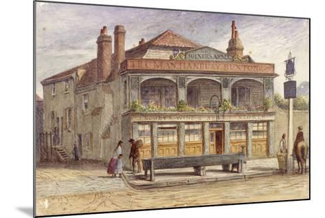 Camberwell, London, 1850-JT Wilson-Mounted Giclee Print