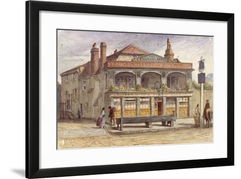 Camberwell, London, 1850-JT Wilson-Framed Art Print