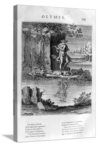 Olympus, 1615-Leonard Gaultier-Stretched Canvas Print