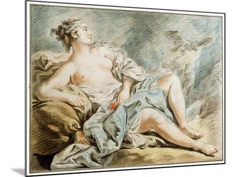 Venus with Doves, 18th Century-Louis Marin Bonnet-Mounted Giclee Print