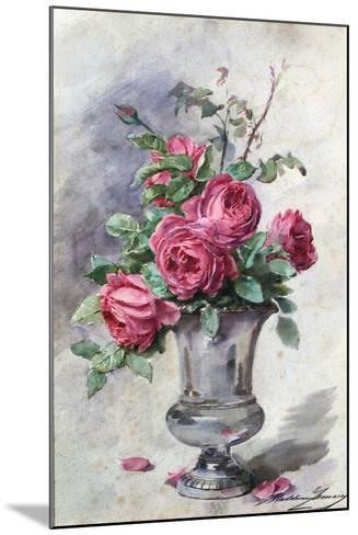 Vase of Flowers, C1865-1928-Madeleine Jeanne Lemaire-Mounted Giclee Print
