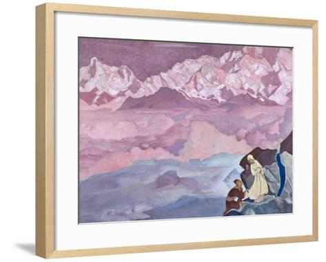 She Who Leads, 1924-Nicholas Roerich-Framed Art Print