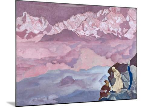 She Who Leads, 1924-Nicholas Roerich-Mounted Giclee Print