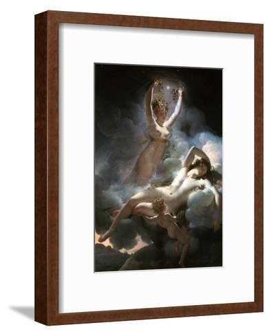 Aurora and Cephalus, 1811-Pierre Narcisse Guerin-Framed Art Print