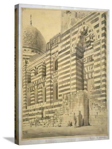 Mosque of Ashraff, 19th Century-Richard Phene Spiers-Stretched Canvas Print