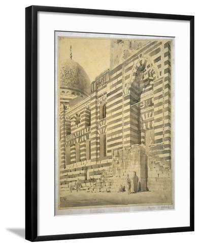 Mosque of Ashraff, 19th Century-Richard Phene Spiers-Framed Art Print