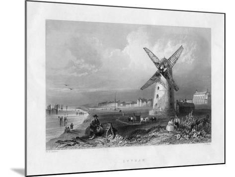 Lytham, Lancashire, 19th Century-R Wallis-Mounted Giclee Print