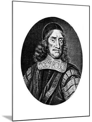 Sir Orlando Bridgeman, 17th Century-R White-Mounted Giclee Print