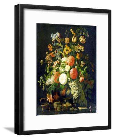 Flowers, 18th Century-Rachel Ruysch-Framed Art Print