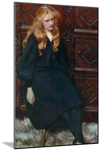 Ethel, 1897-Ralph Peacock-Mounted Giclee Print