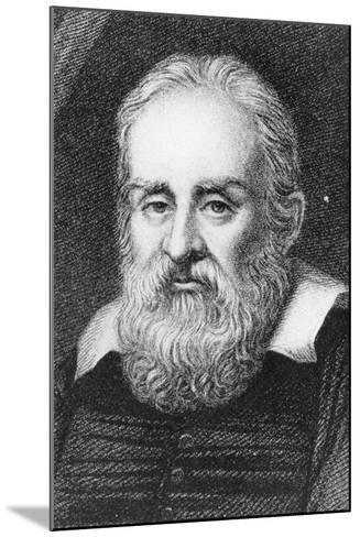 Galileo Galilei, Italian Astronomer and Physicist, 1635-Ramsay-Mounted Giclee Print