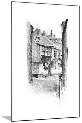 St Ives, Cornwall, 1898-Robert Norton Nance-Mounted Giclee Print