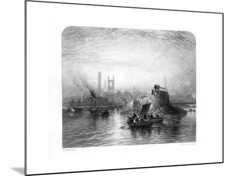 St Andrews, Scotland, 1870-S Bradshaw-Mounted Giclee Print