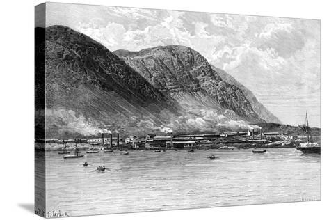 Tocopilla, C1890-T Taylor-Stretched Canvas Print