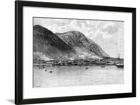 Tocopilla, C1890-T Taylor-Framed Art Print