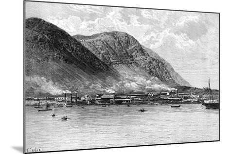 Tocopilla, C1890-T Taylor-Mounted Giclee Print