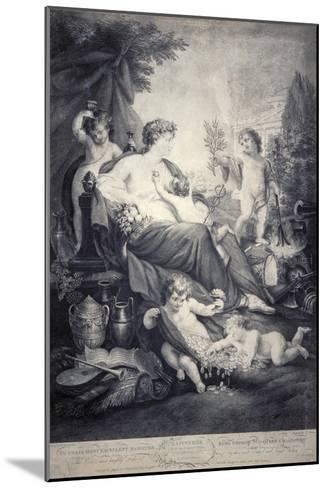 Happiness, 1799-Thomas Burke-Mounted Giclee Print