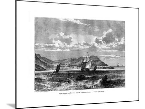 Cap Tiburon, Haiti, 19th Century-T Weber-Mounted Giclee Print