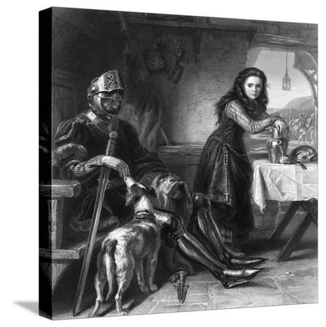 The Maid of Orleans, C1870S-T Ballin-Stretched Canvas Print