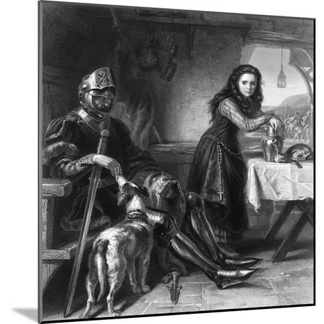 The Maid of Orleans, C1870S-T Ballin-Mounted Giclee Print