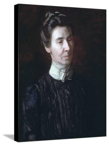 Mary Adeline Williams, 1899-Thomas Eakins-Stretched Canvas Print