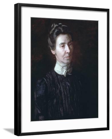 Mary Adeline Williams, 1899-Thomas Eakins-Framed Art Print