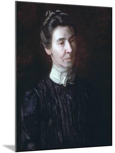 Mary Adeline Williams, 1899-Thomas Eakins-Mounted Giclee Print