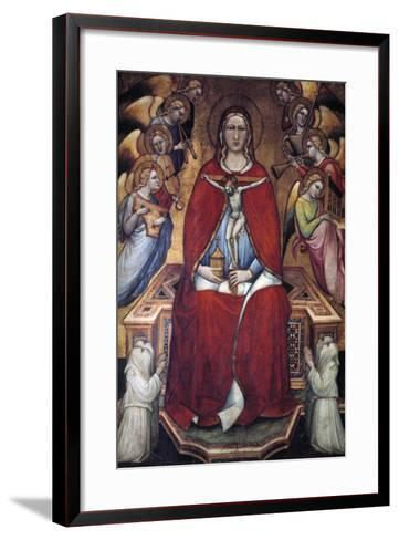 Processional Banner, C1395-1400-Spinello Aretino-Framed Art Print