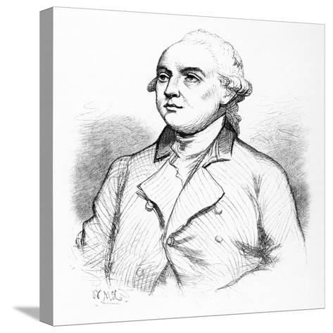 Thomas Townshend, 1st Viscount Sydney, British Politician-W Macleod-Stretched Canvas Print