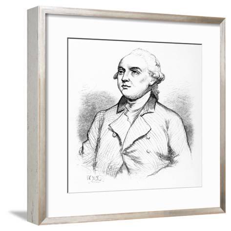 Thomas Townshend, 1st Viscount Sydney, British Politician-W Macleod-Framed Art Print