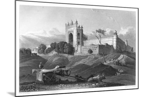 Futtypore Sicri, India, C1860-W Brandard-Mounted Giclee Print
