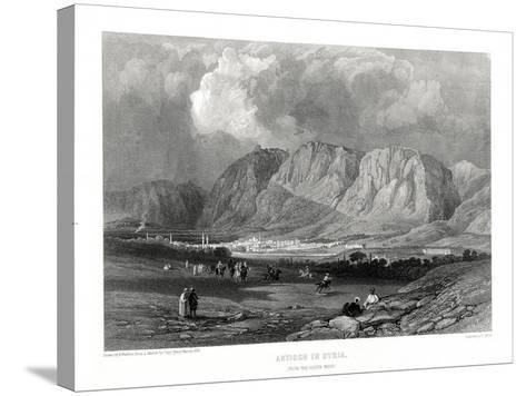 Antioch, Syria, 19th Century-W Miller-Stretched Canvas Print