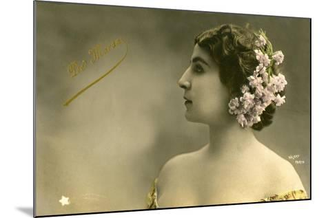 De Marsa, Early 20th Century- Walery-Mounted Giclee Print