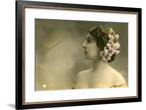 De Marsa, Early 20th Century- Walery-Framed Art Print