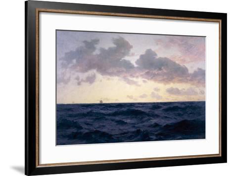 Evening, 1898-William Ayerst Ingram-Framed Art Print