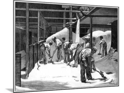 Sugar Making at the Counterslip Refinery, Bristol, 1873-WB Murray-Mounted Giclee Print