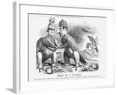 Birds of a Feather, 1859--Framed Art Print