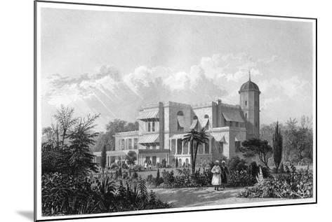 The Residency, Lucknow, India, C1860--Mounted Giclee Print