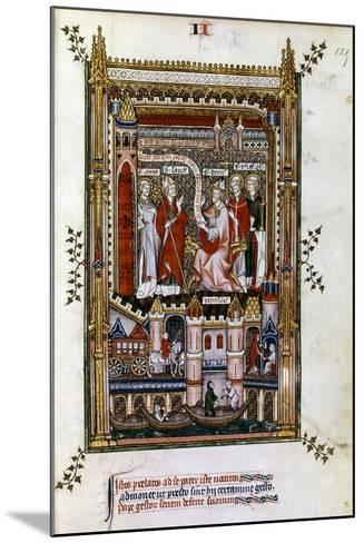 St Denis, 1317--Mounted Giclee Print
