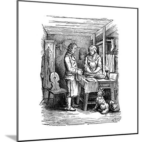 Richard Arkwright (1732-179), British Industrialist and Inventor, 1822--Mounted Giclee Print