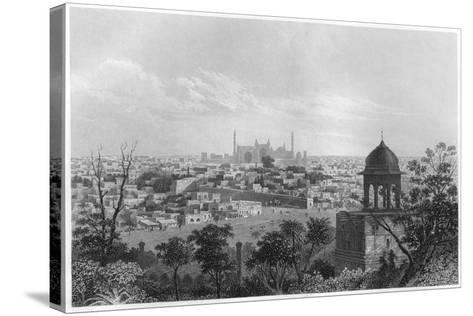 Delhi, India, C1860--Stretched Canvas Print