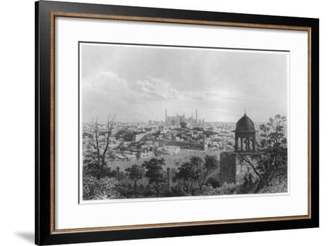 Delhi, India, C1860--Framed Art Print