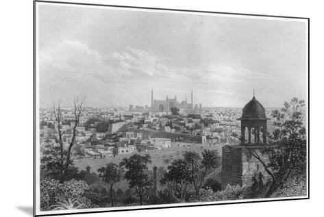 Delhi, India, C1860--Mounted Giclee Print