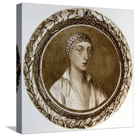 Henry Fitzroy, Duke of Richmond, C1534-Lucas Horenbout-Stretched Canvas Print