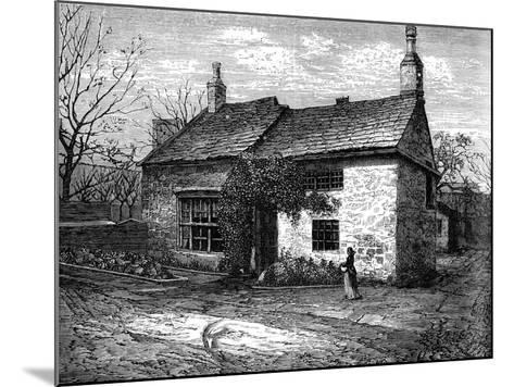 The Old Manor-House, Morley, Leeds, West Yorkshire, Bithplace of Sir Titus Salt, C1880--Mounted Giclee Print