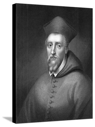 William Allen (1532-159), English Prelate--Stretched Canvas Print