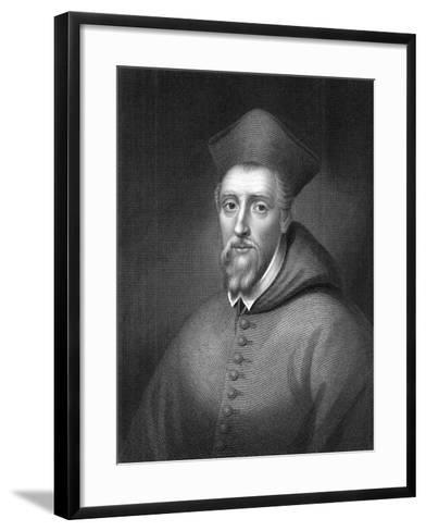 William Allen (1532-159), English Prelate--Framed Art Print